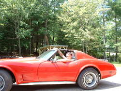 00MalibuLSs 1976 Chevrolet Corvette