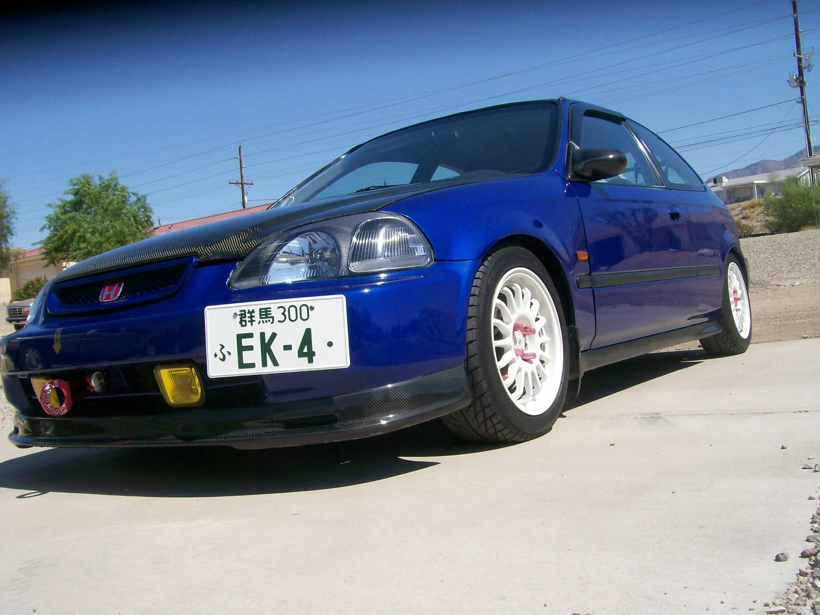 StreetnologeRx7 1998 Honda Civic