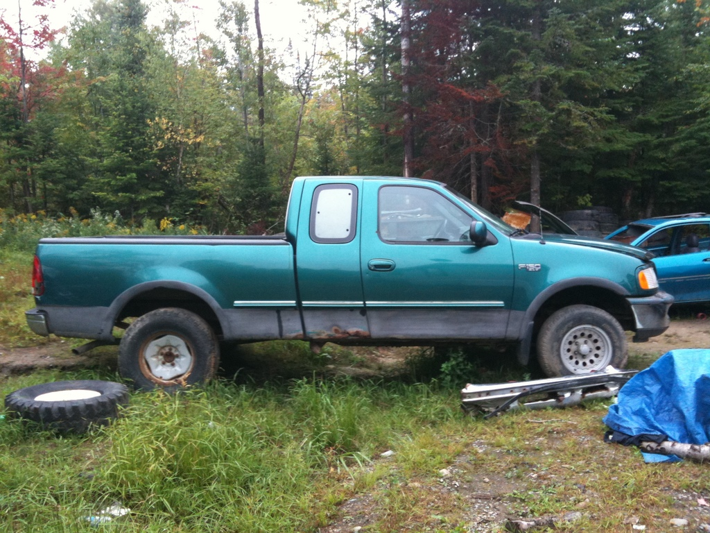 Another tweaked_sound 1997 Ford F150 Regular Cab post... - 13783234