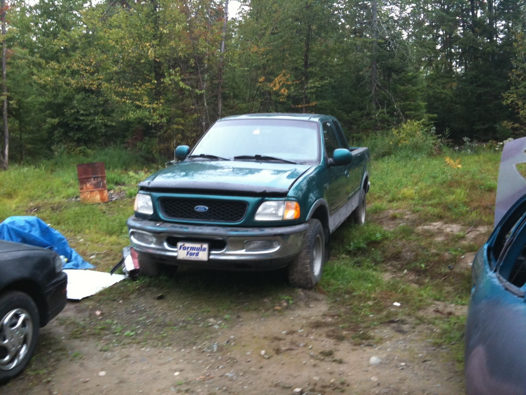 Another tweaked_sound 1997 Ford F150 Regular Cab post... - 13783236