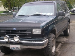 tm1987s 1992 Ford Explorer