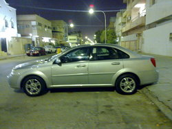 chevtras 2006 Chevrolet Optra