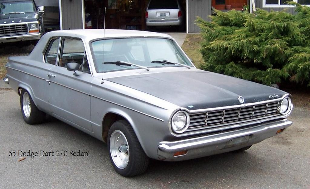 Bigoh51 1965 Dodge Dart Specs Photos Modification Info