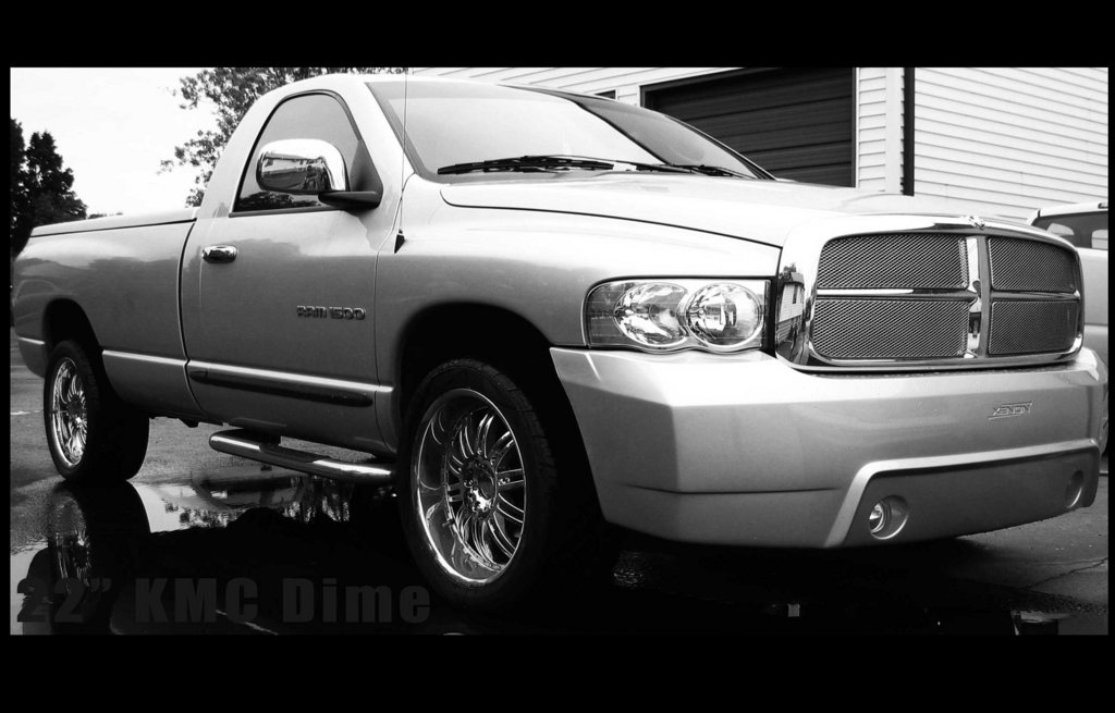 ATOAutosports 2005 Dodge Ram 1500 Regular Cab