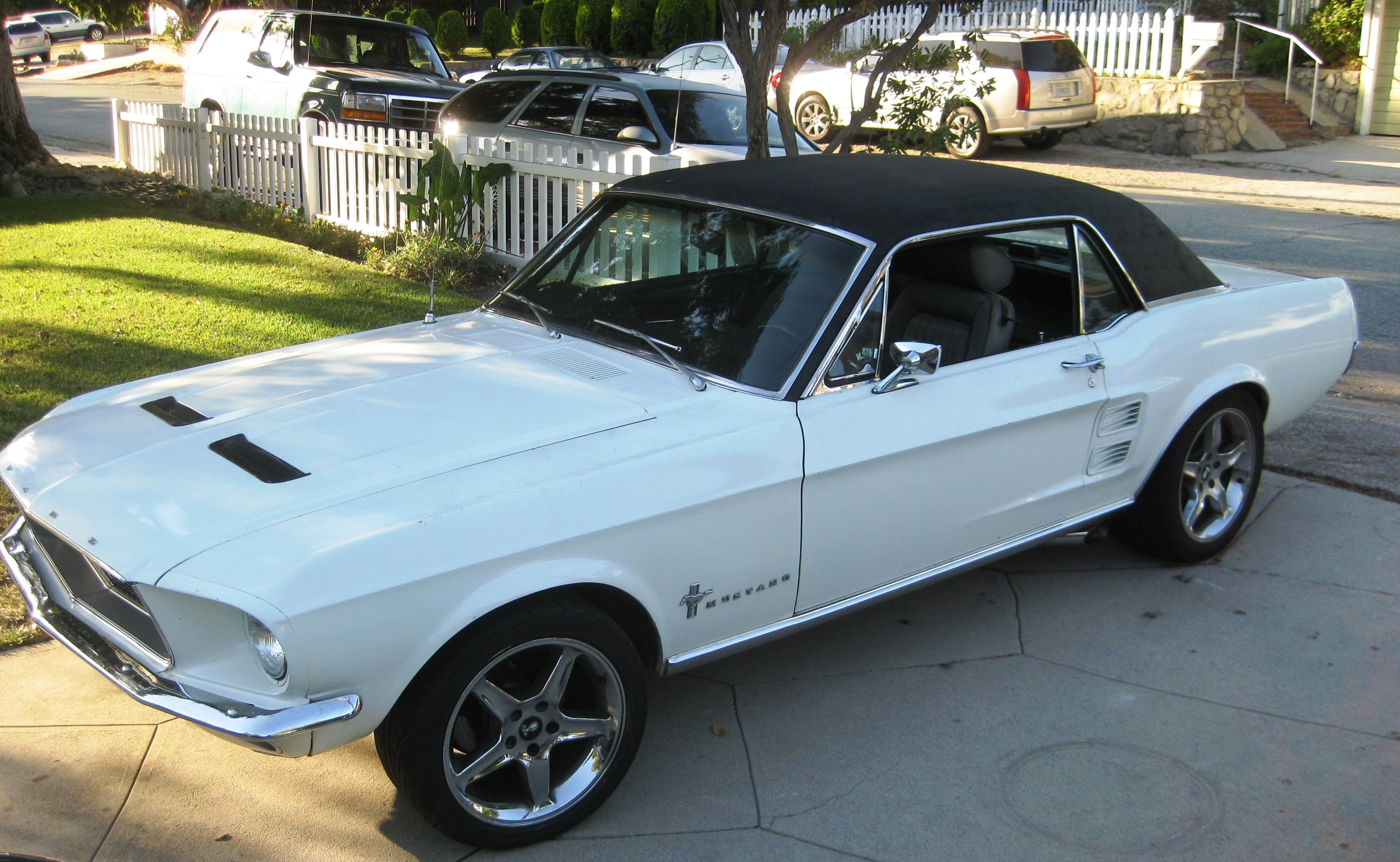 Another jamiek111 1967 Ford Mustang post... - 13786898