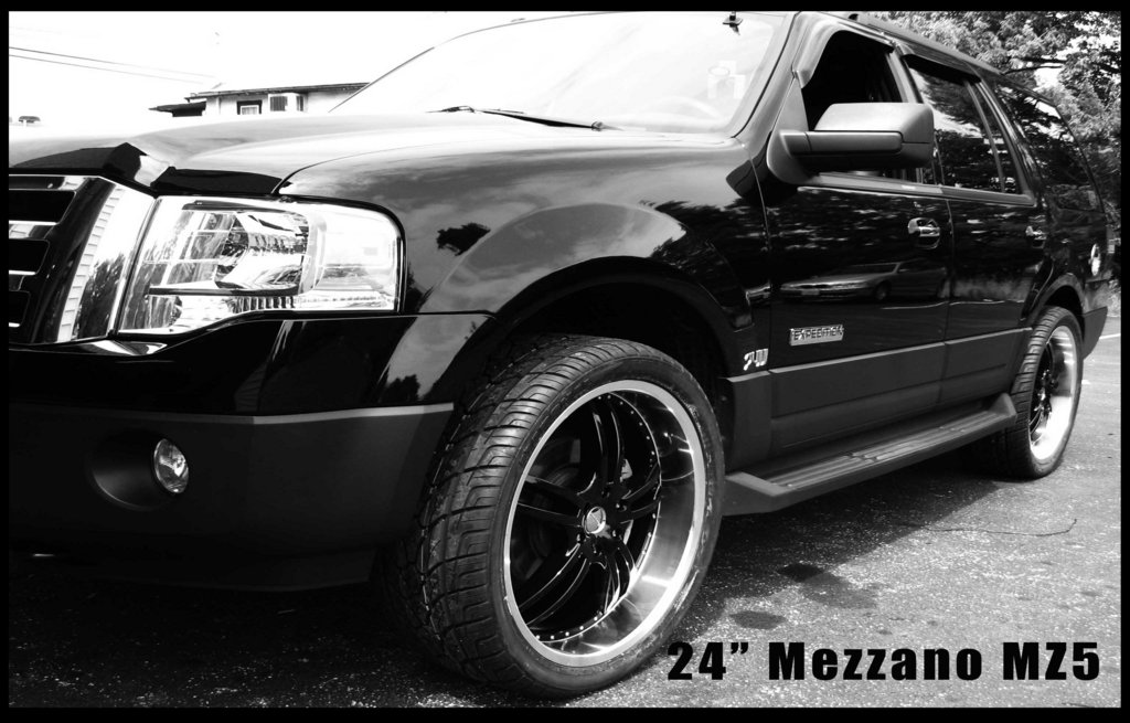 ATOAutosports 2008 Ford Expedition