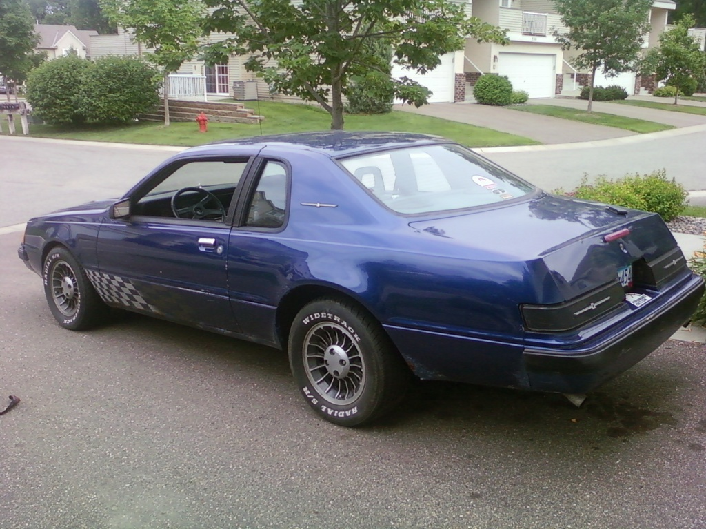 Jdawg46290 s 1983 ford thunderbird in coon rapids mn