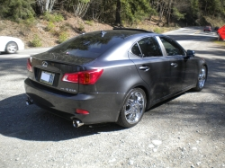Gerry11 2009 Lexus IS