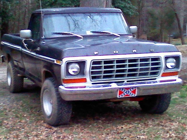 justin423 1978 Ford F150 Regular Cab 13787310