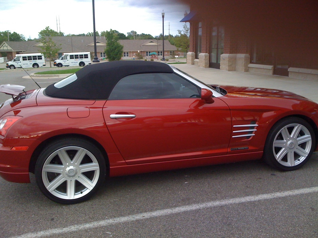 famouschrissy 2006 chrysler crossfire specs photos modification info at cardomain. Black Bedroom Furniture Sets. Home Design Ideas