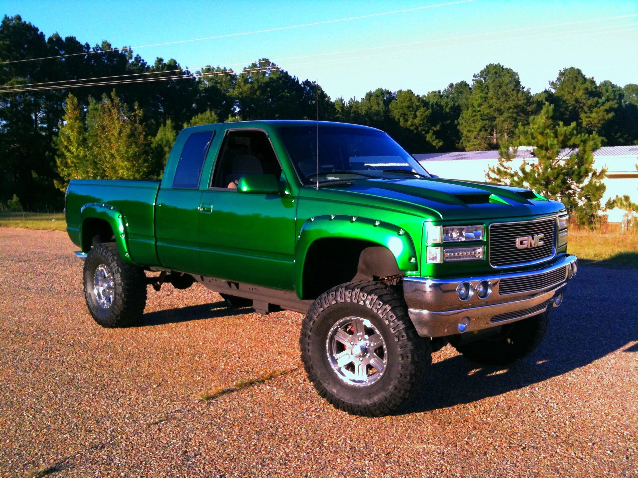 Another GoneGreen 1997 GMC Sierra 1500 Extended Cab post... - 13788046