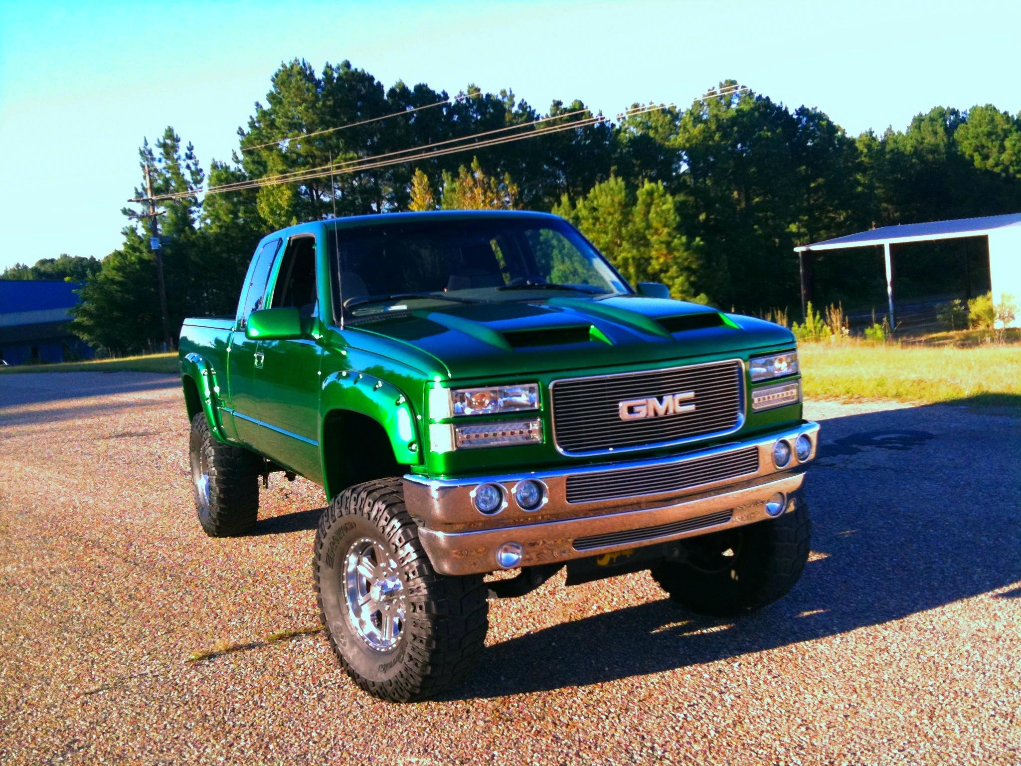 Another GoneGreen 1997 GMC Sierra 1500 Extended Cab post... - 13788047