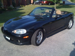 Golferlukes 2000 Mazda Miata MX-5