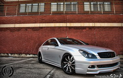 royalmufflers 2006 Mercedes-Benz CLS-Class