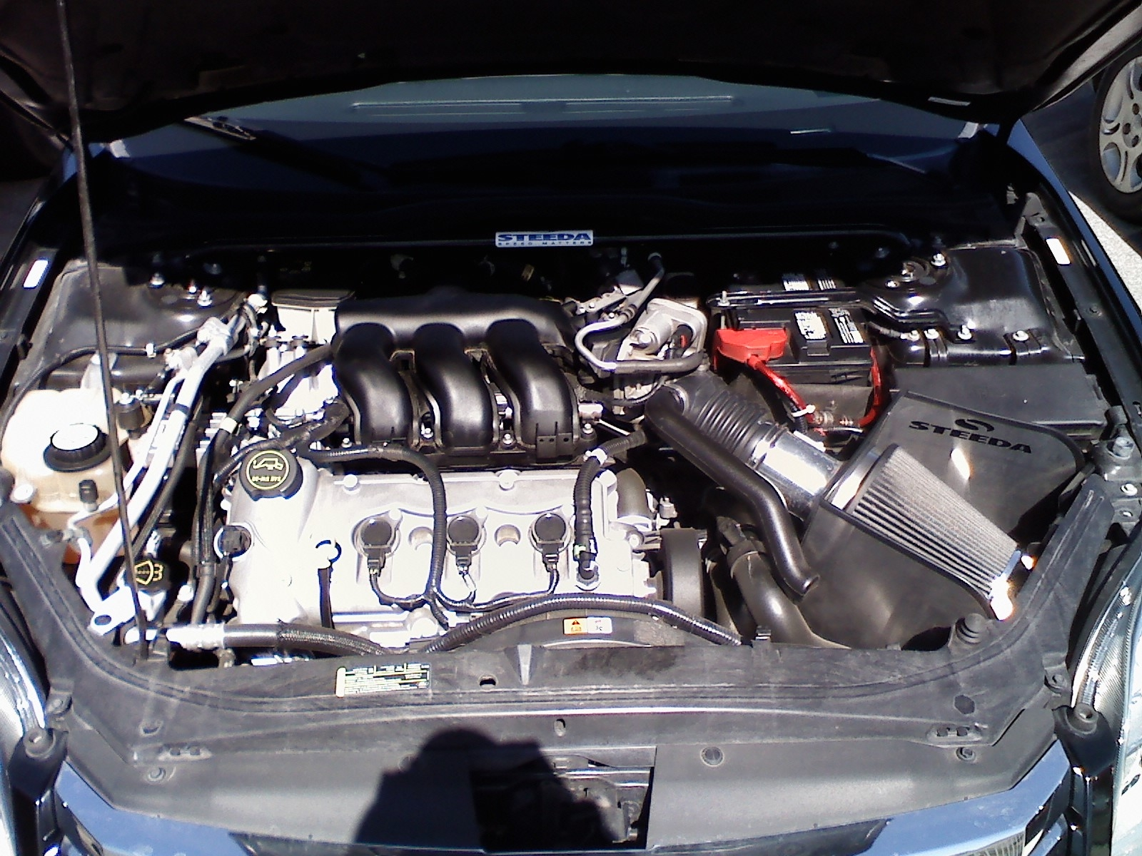 Another 07Fusion 2007 Ford Fusion post... - 13403974