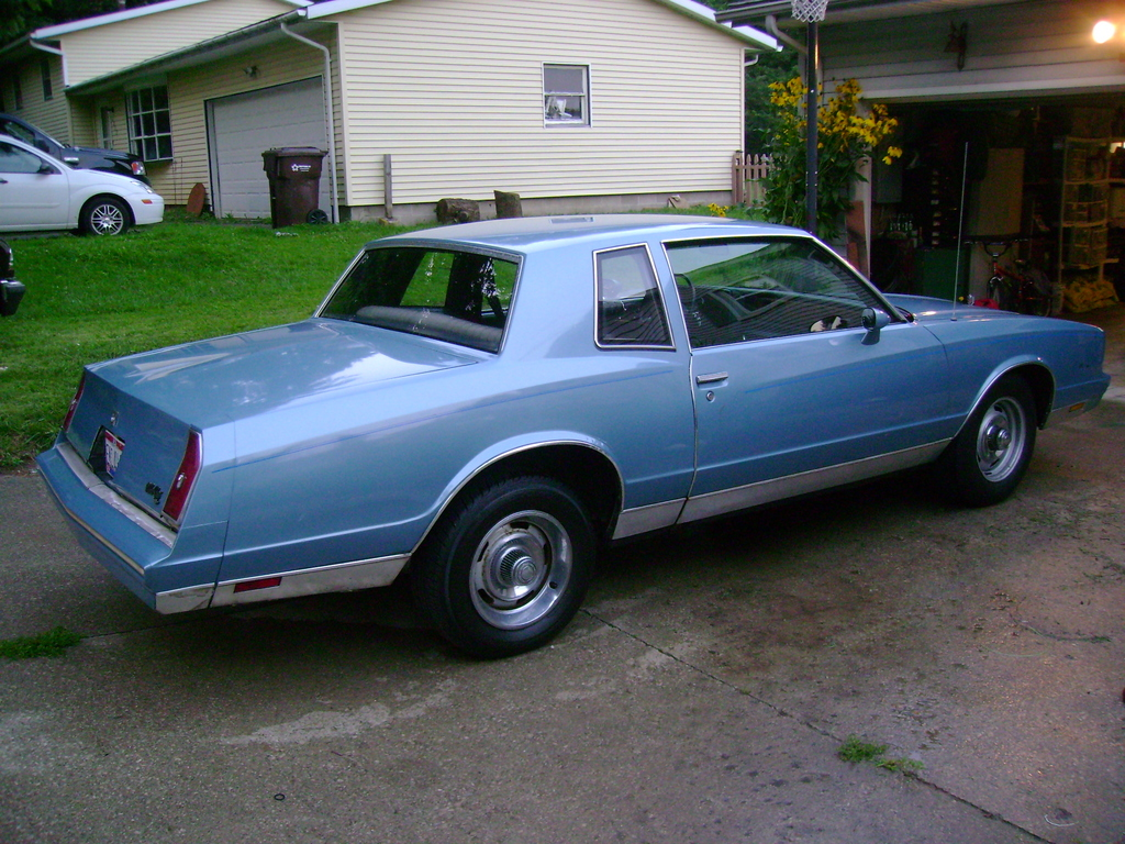 Where To Get My Car Inspected >> Hawaii5point0 1982 Chevrolet Monte Carlo Specs, Photos, Modification Info at CarDomain