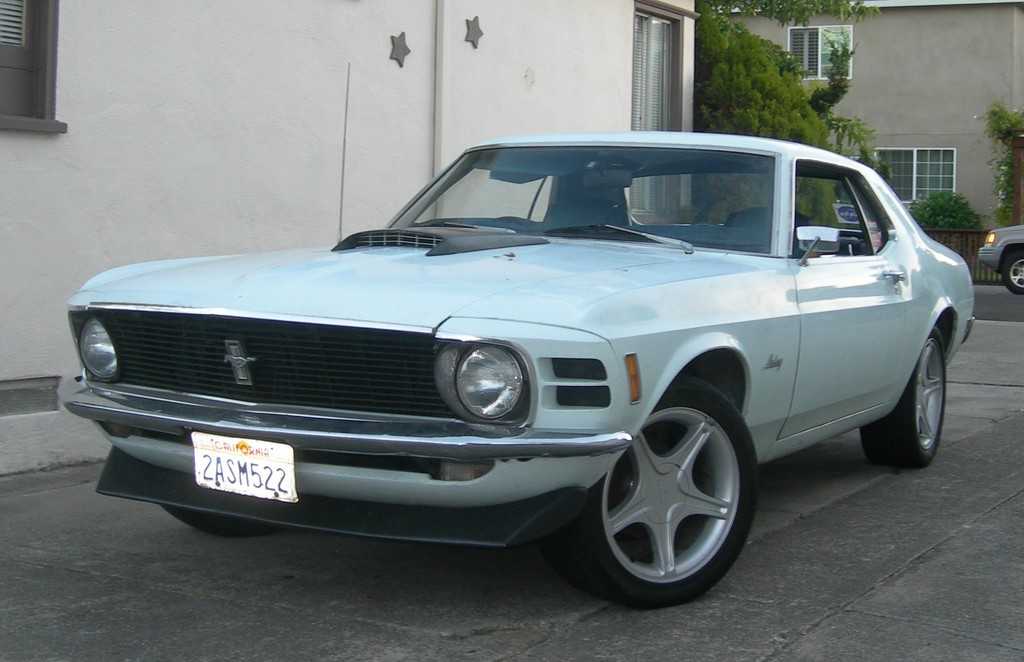 Another jamiek111 1970 Ford Mustang post... - 13403626