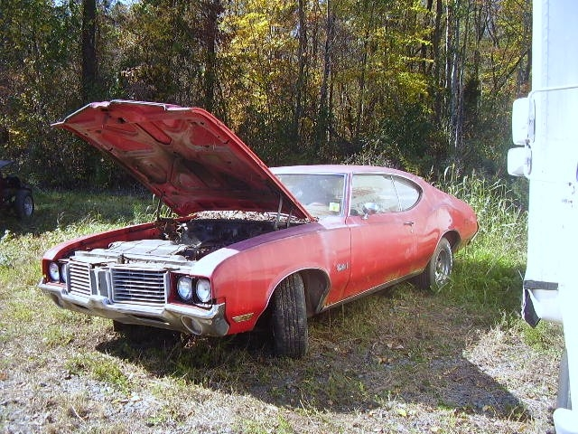 Another tcsd3742 1972 Oldsmobile Cutlass Supreme post... - 13792095