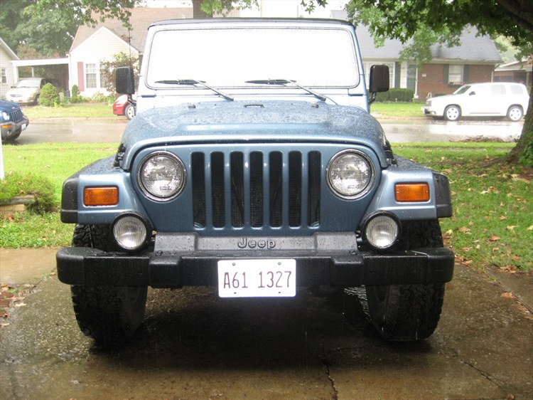 Another Criztaztrophe 1999 Jeep Wrangler post... - 13789968