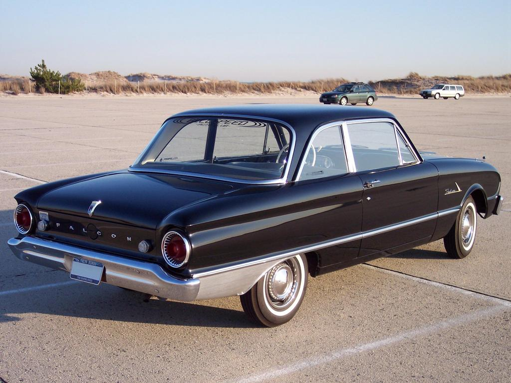 Lodi3qtr 1962 Ford Falcon S Photo Gallery At Cardomain