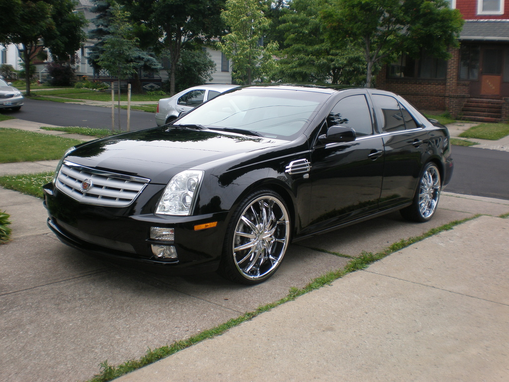 mcmichaelad 2005 cadillac sts specs photos modification. Black Bedroom Furniture Sets. Home Design Ideas