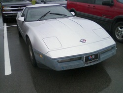 2fast4u2fast4mes 1984 Chevrolet Corvette