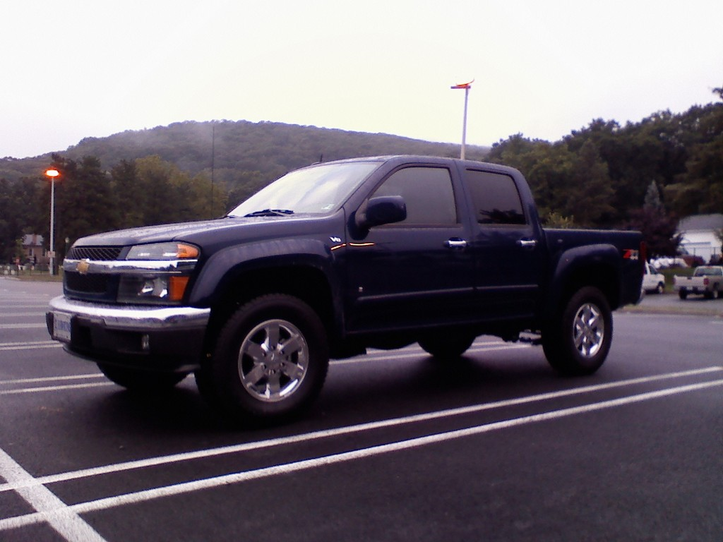 TommyRado 2009 Chevrolet Colorado Regular Cab Specs ...