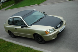 asselinmas 2002 Hyundai Accent