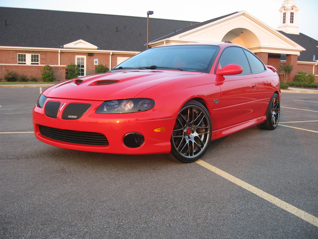 GrandMasterGoat 2006 Pontiac GTO Specs Photos Modification Info