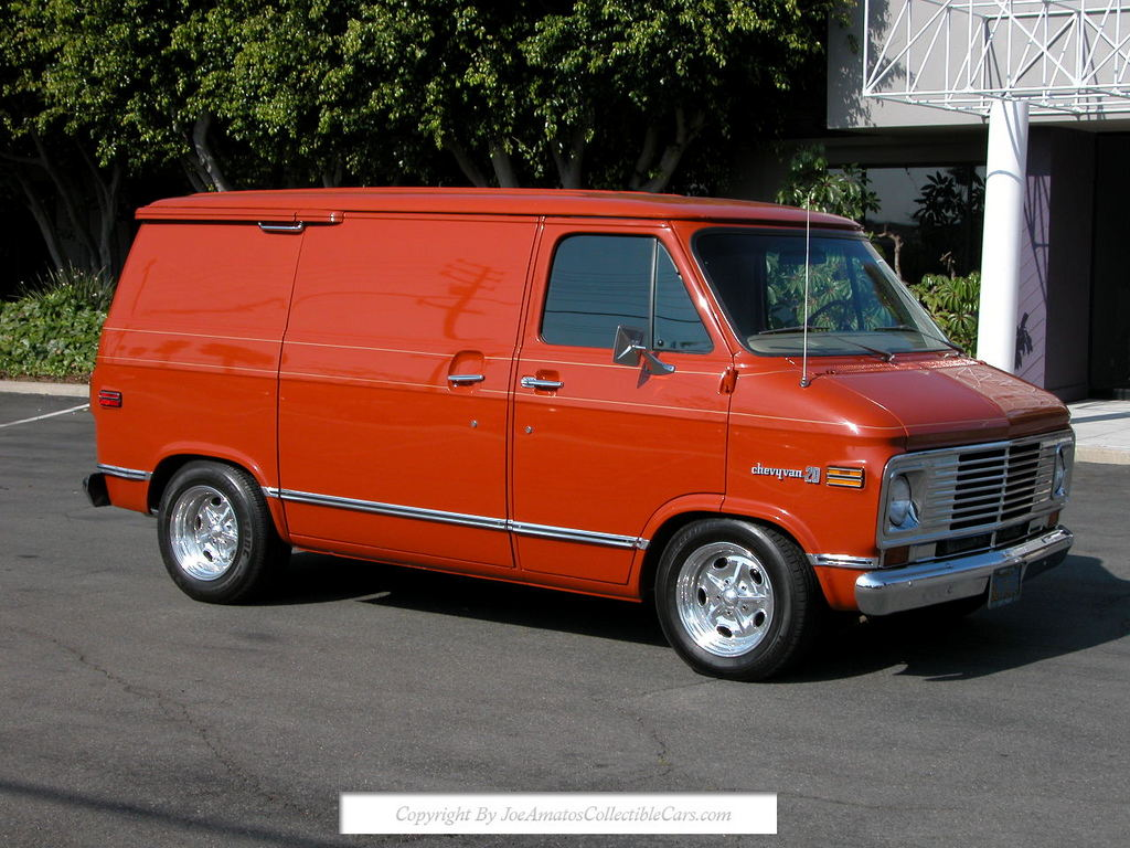 undertakerchevy 1975 chevrolet van specs  photos  modification info at cardomain