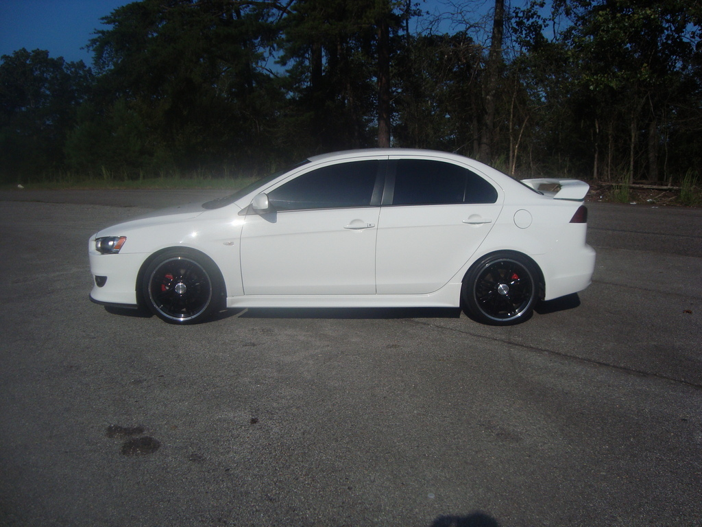 Another Sir_Will 2008 Mitsubishi Lancer post... - 13792145