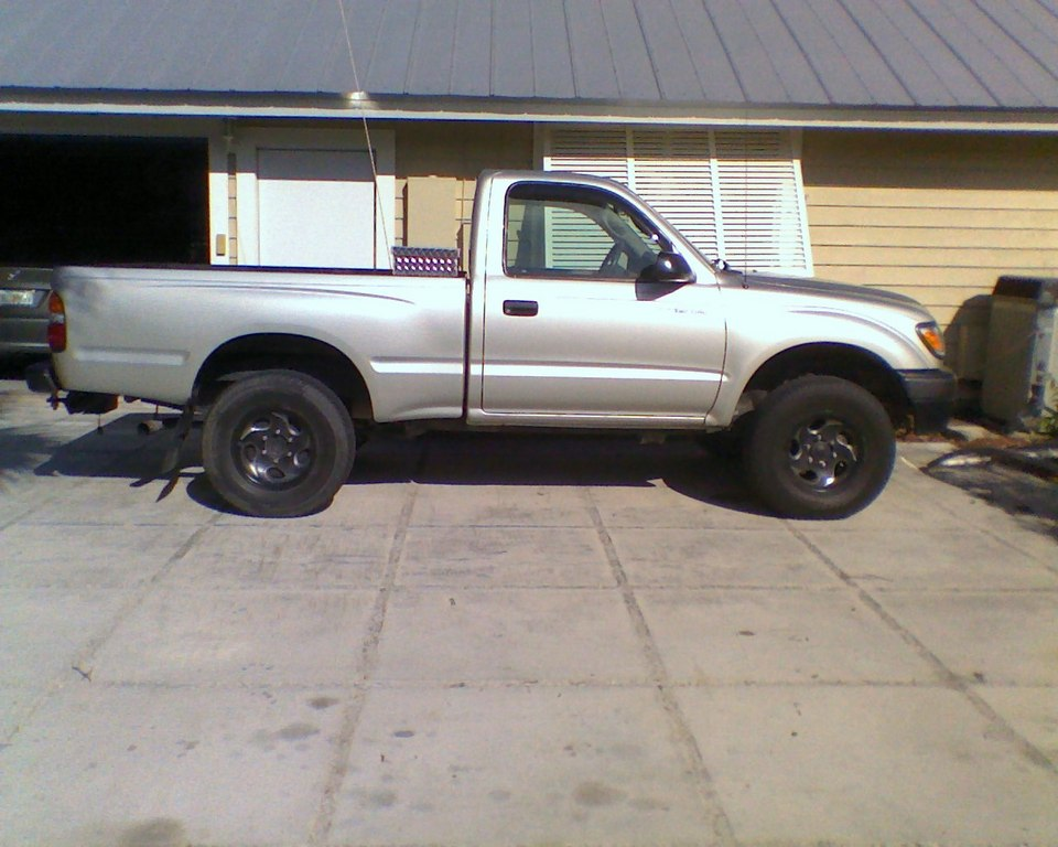 samuritaco 2004 Toyota Tacoma Regular Cab Specs, Photos