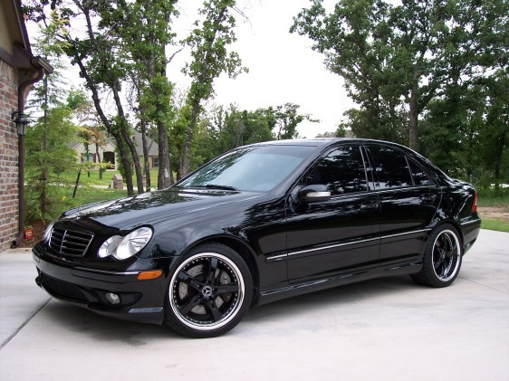Fanaduck 2005 Mercedes Benz C Class Specs Photos