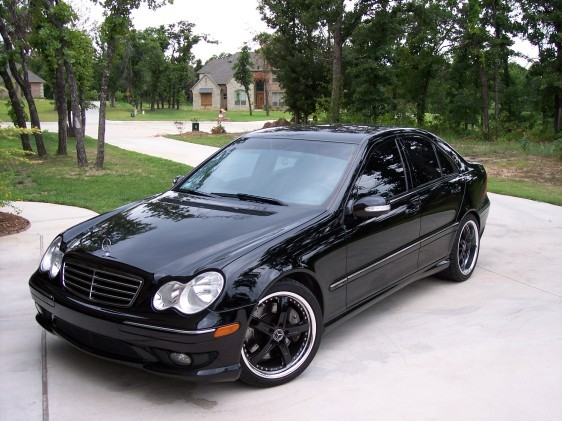 fanaduck 2005 mercedes benz c class specs photos modification info at cardomain. Black Bedroom Furniture Sets. Home Design Ideas