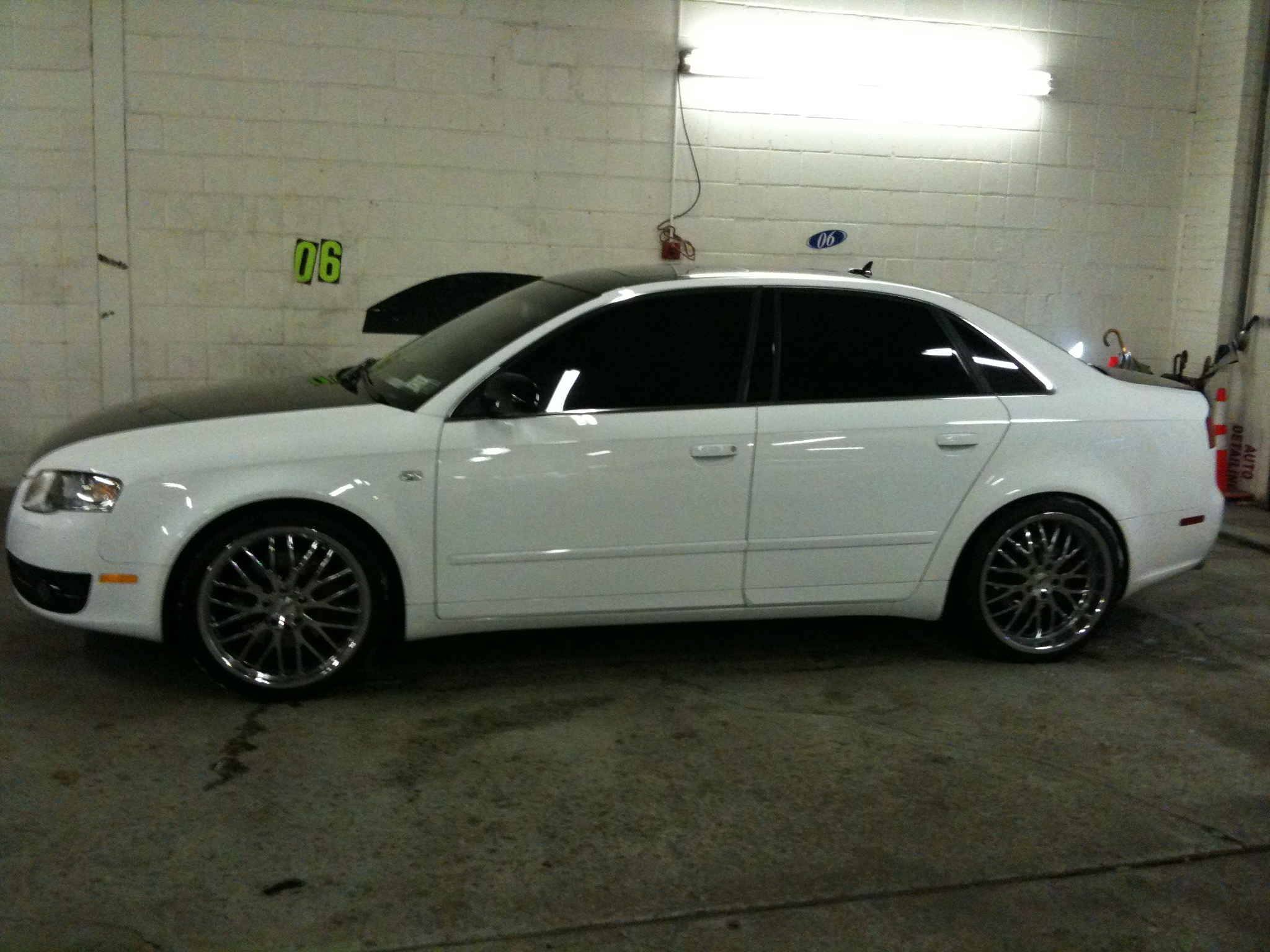 Dannydelroy23 2007 Audi A4 Specs Photos Modification