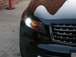 theMerchants 2005 Infiniti FX