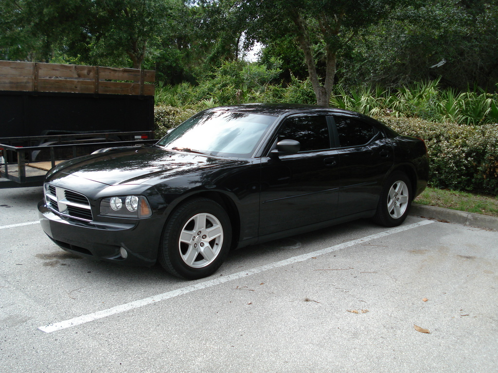 Another Jeep08Liberty 2007 Dodge Charger post... - 13795488
