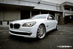 Vossen 2010 BMW 7 Series