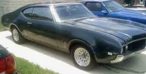 1969 CUTLASS 4 SALE 350 ROCKET