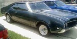 cars4sale504 1969 Oldsmobile Cutlass