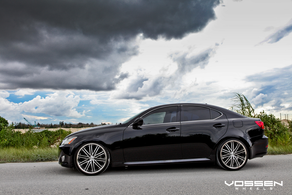 Another Vossen 2008 Lexus IS post... - 13401599