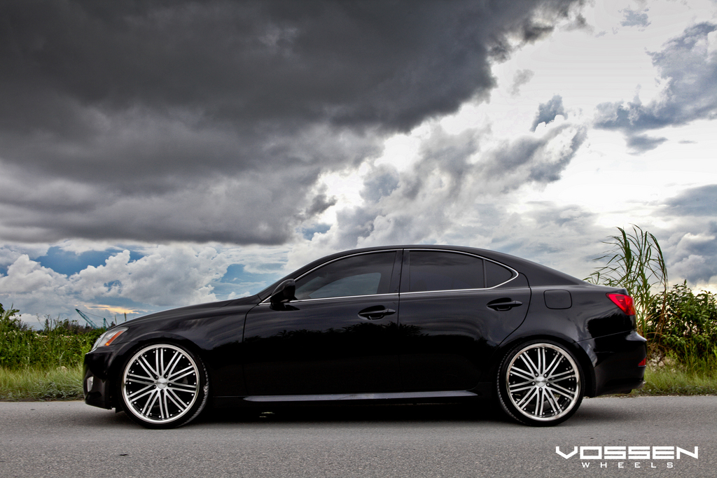 Another Vossen 2008 Lexus IS post... - 13401600