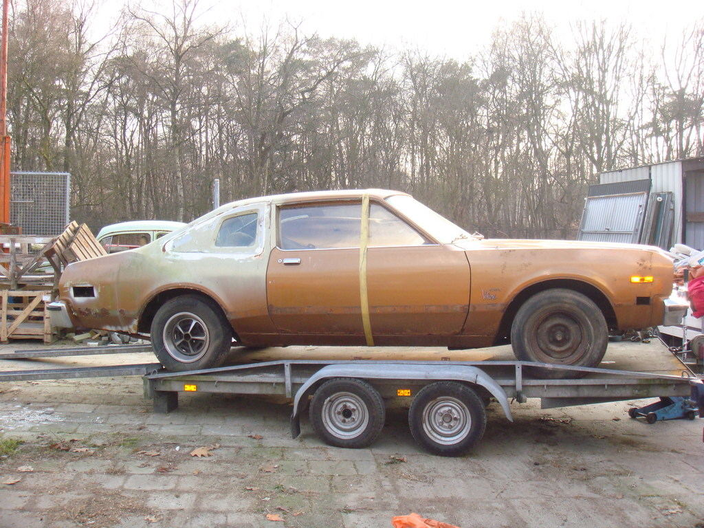 jefcharger 1978 Plymouth Volare