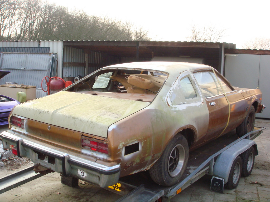Another jefcharger 1978 Plymouth Volare post... - 13795595