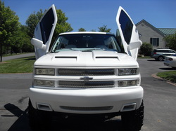Chixtrucks 1999 Chevrolet Tahoe