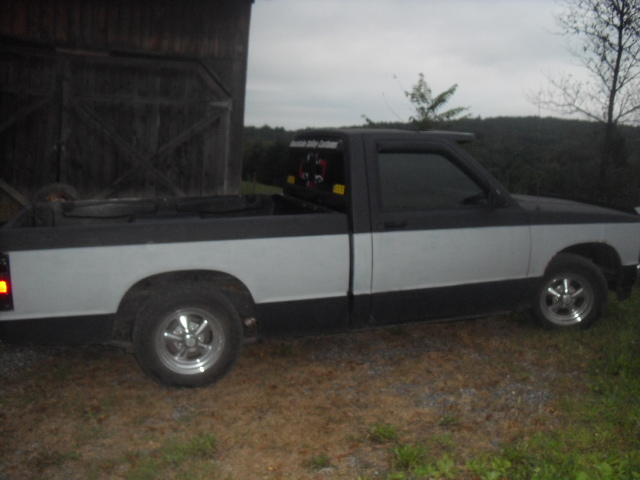 Another ExplorinMoney 1991 Chevrolet S10 Regular Cab post... - 13796694