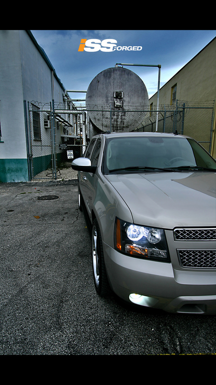 Another issforged 2008 Chevrolet Avalanche post... - 13797019