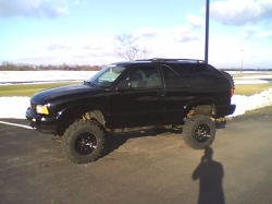 tbrandleins 1996 GMC Jimmy