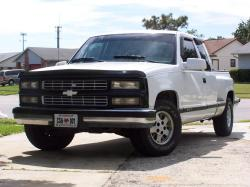 ChvyAndrsn3s 1995 Chevrolet Silverado 1500 Extended Cab