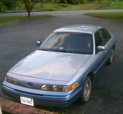 Another thorobredva 1992 Ford Crown Victoria post... - 13795935